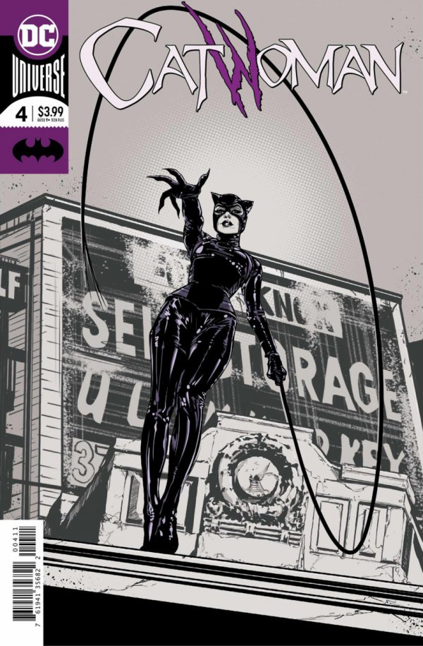 Catwoman #4