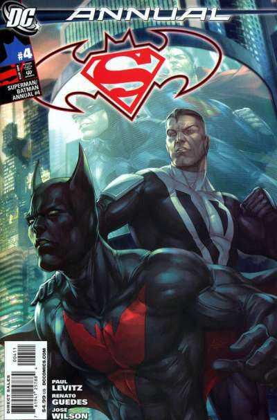 Superman/Batman Annual #4