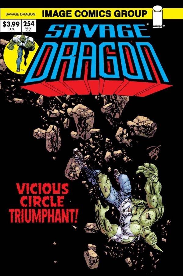 Savage Dragon #254