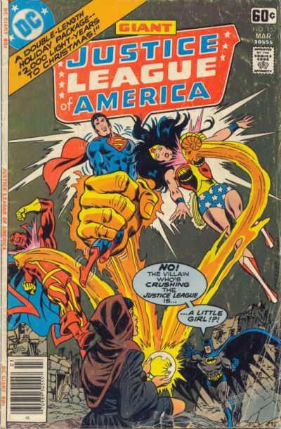 Justice League of America #152