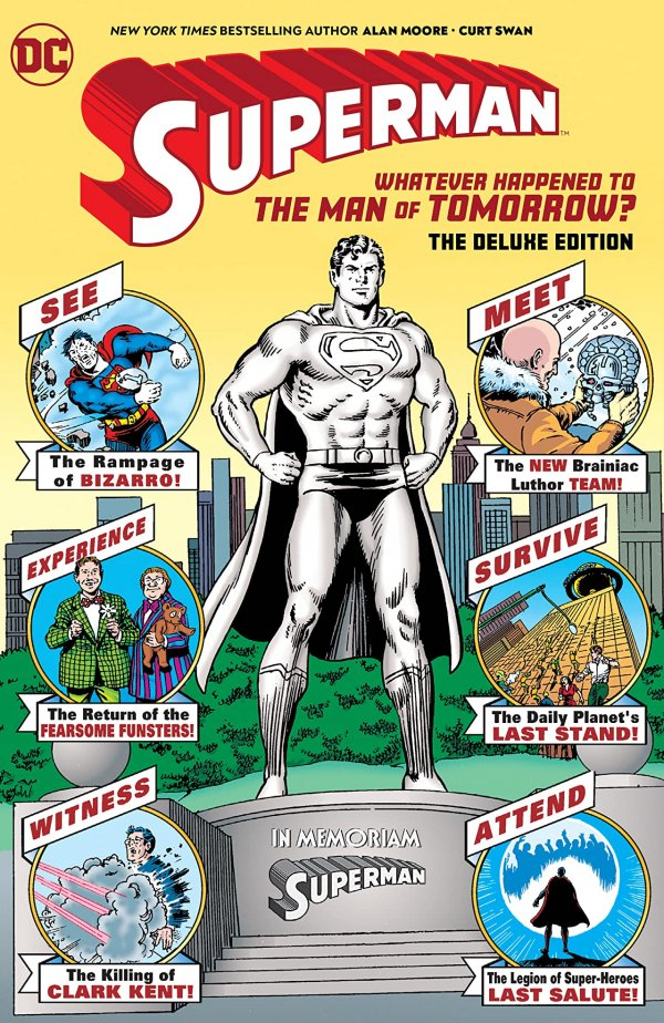 Superman: Whatever Happened to the Man of Tomorrow? Deluxe 2020 Edition HC
