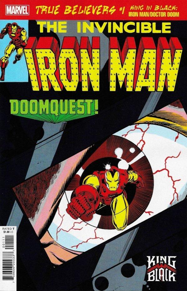 True Believers: King in Black - Iron Man/Doctor Doom #1