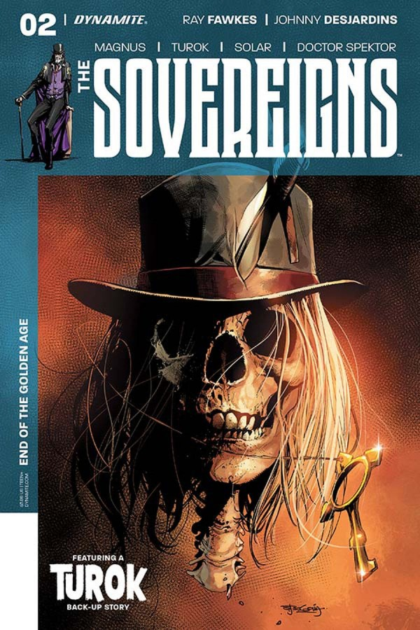 The Sovereigns #2
