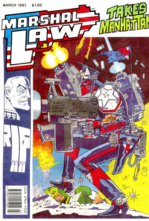Apocalypse Presents #2