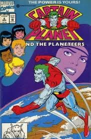 Captain Planet and the Planeteers #6