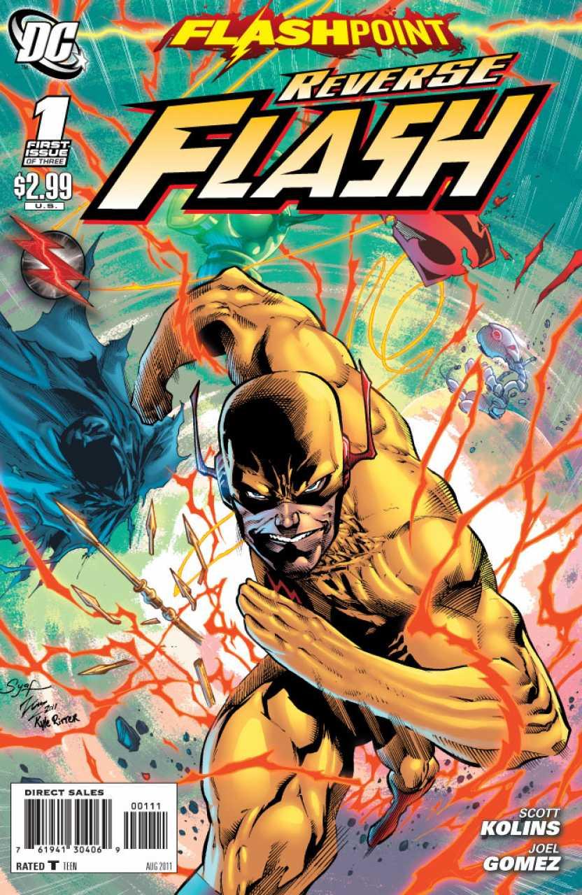 Flashpoint: Reverse Flash #1