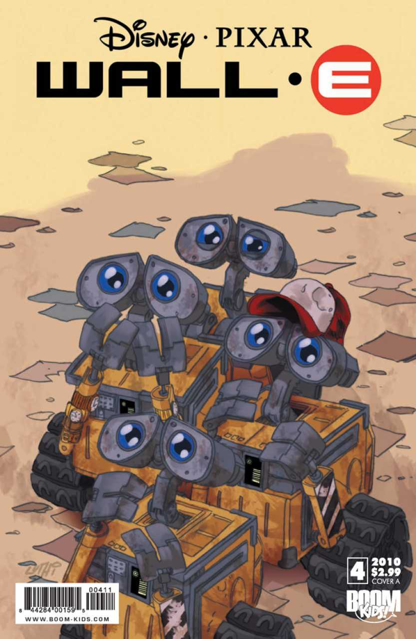 Wall-E #4
