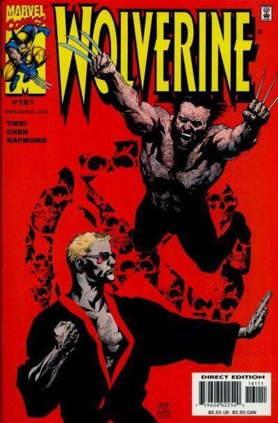 Wolverine #161