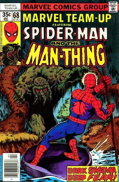 Marvel Team-Up #68