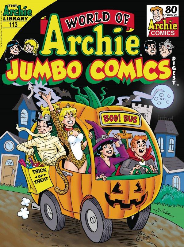 World of Archie Jumbo Comics Digest #113