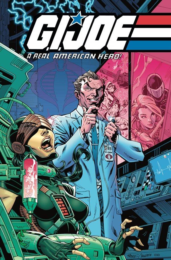 G.I. Joe: A Real American Hero Vol. 22 TP