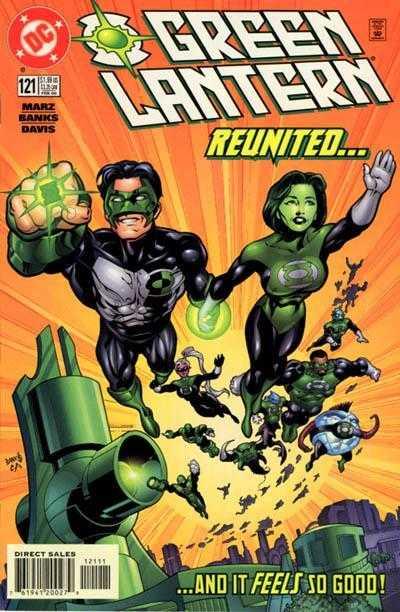 Green Lantern #121