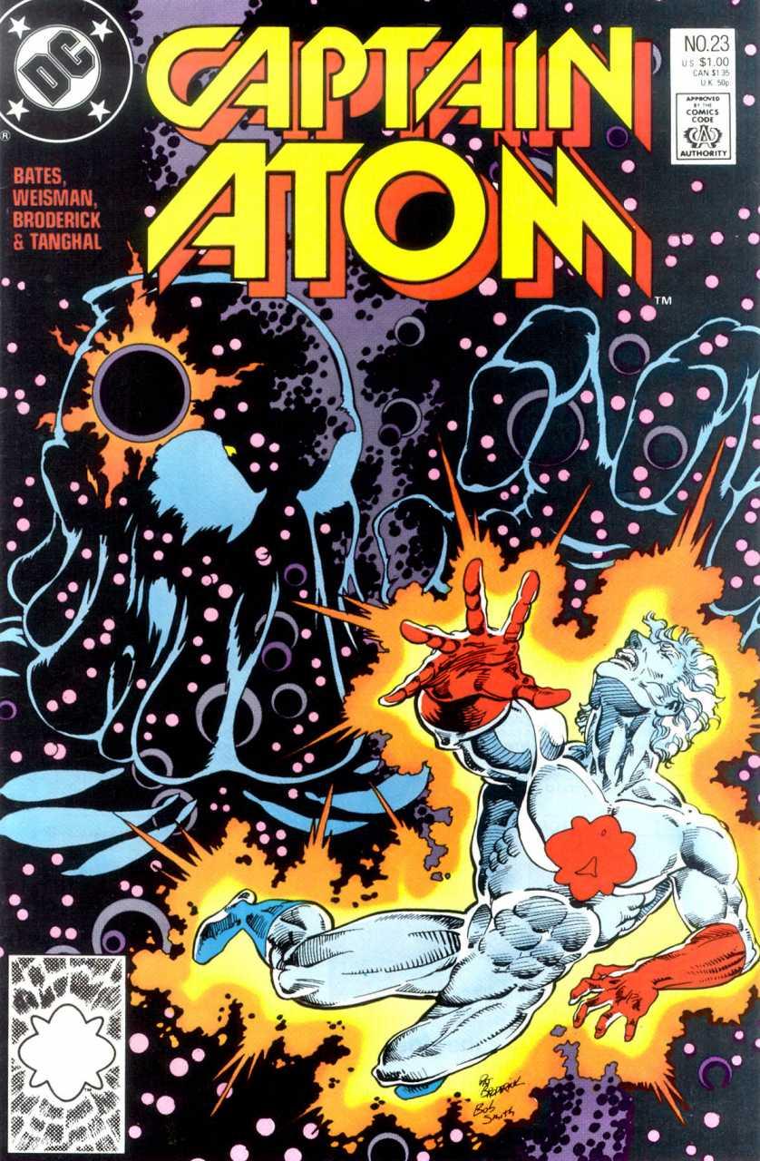 Captain Atom #23