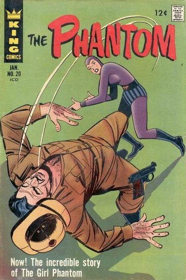 The Phantom #20