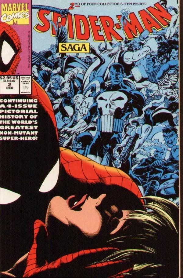 Spider-Man Saga #2