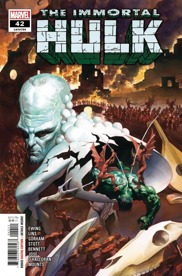 The Immortal Hulk #42