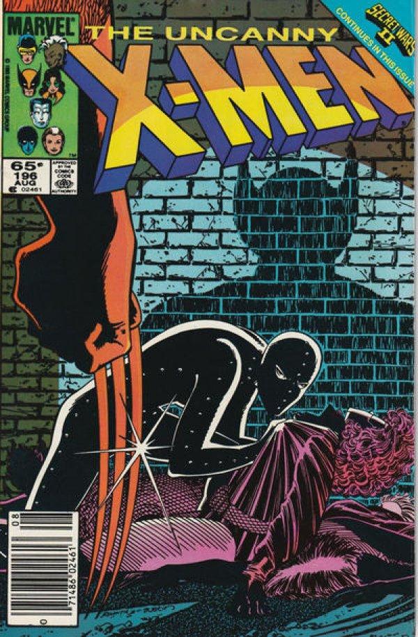 Uncanny X-Men #196