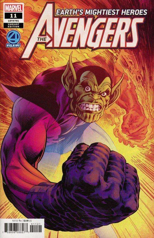 The Avengers #11