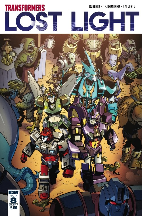 Transformers: Lost Light #8