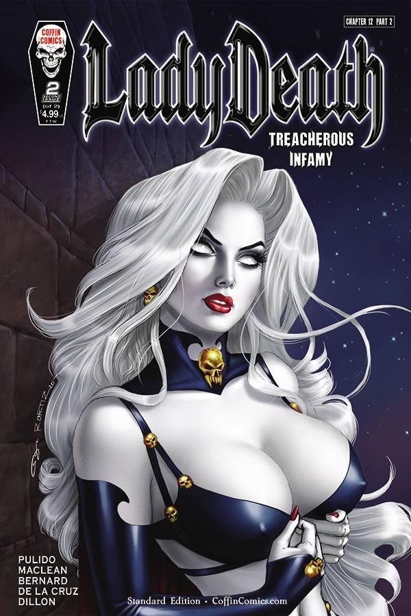 Lady Death: Treacherous Infamy #2