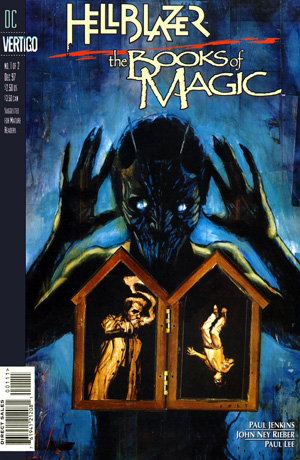 Hellblazer / Books of Magic #1