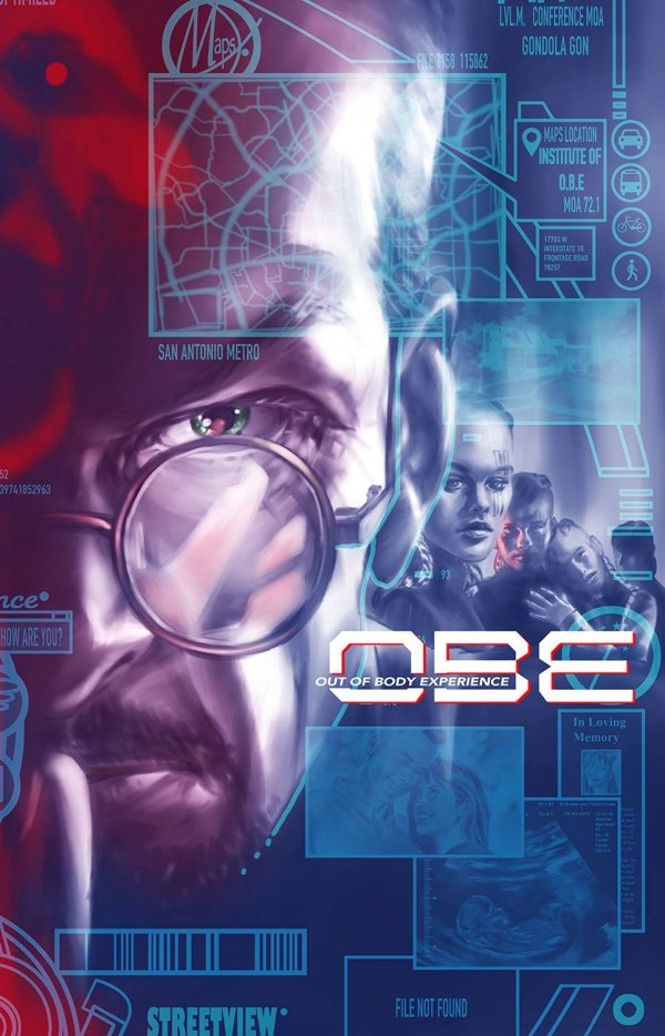 O.B.E. (Out Of Body Experience) #2