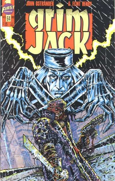 Grimjack #64