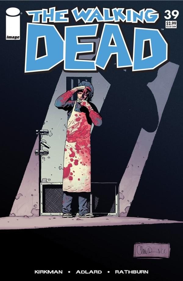 The Walking Dead #39