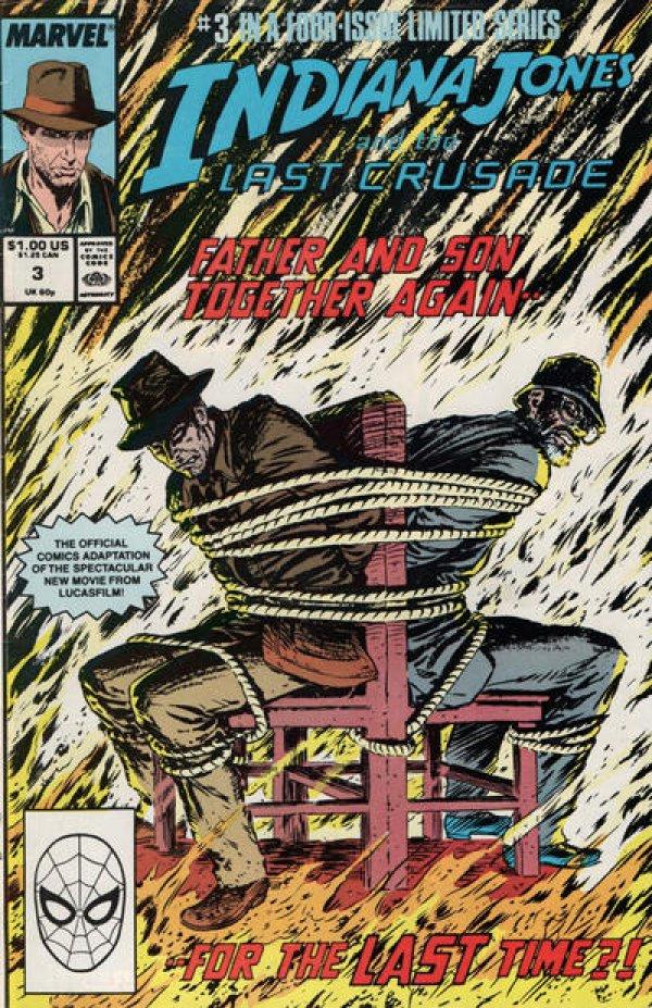 Indiana Jones and the Last Crusade #3