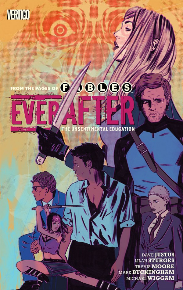 Everafter Vol. 2: Unsentimental Education TP