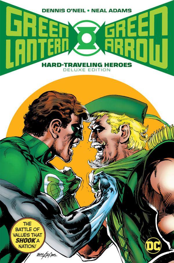 Green Lantern / Green Arrow HC