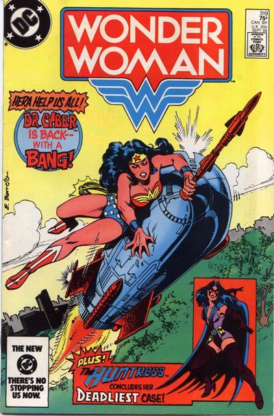 Wonder Woman #319