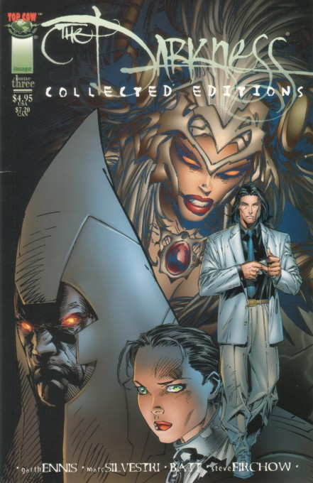 The Darkness: Collected Editions #3