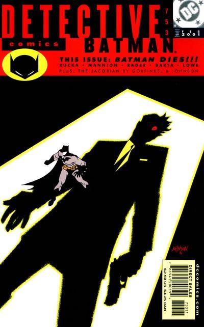 Detective Comics #753