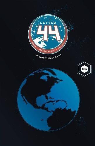 Letter 44 Vol. 5: Blueshift TP