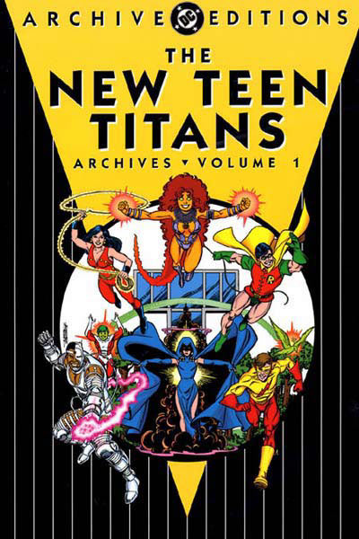 The New Teen Titans Archives Vol. 1 HC
