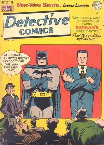 Detective Comics #159