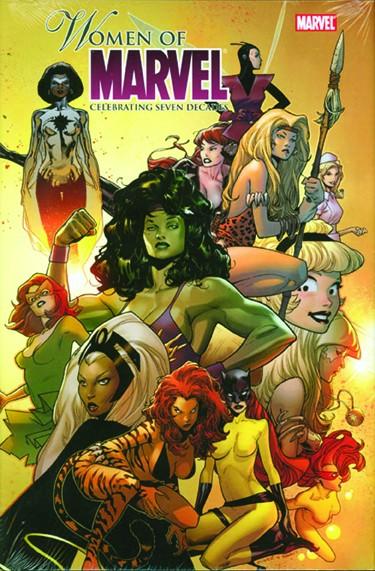 Women of Marvel: Celebrating Seven Decades Omnibus HC