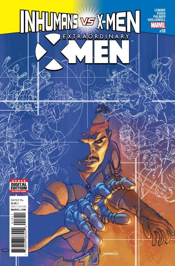 Extraordinary X-Men #18