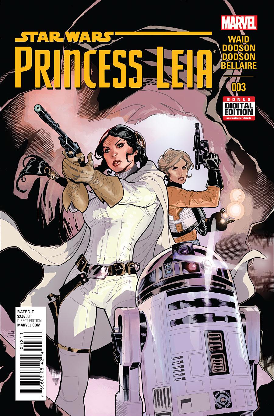 Star Wars: Princess Leia #3