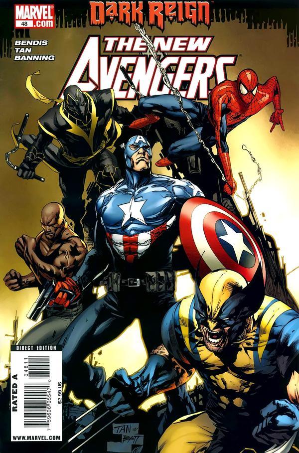 The New Avengers #48