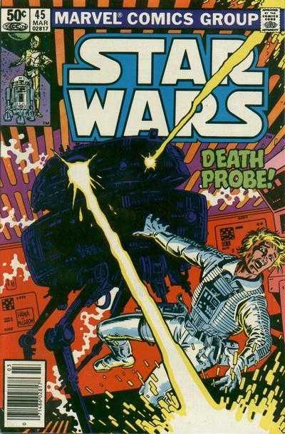 Star Wars #45