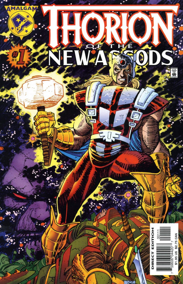 Thorion of the New Asgods #1 review