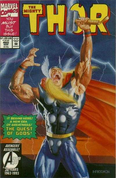 The Mighty Thor #460