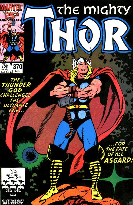 The Mighty Thor #370