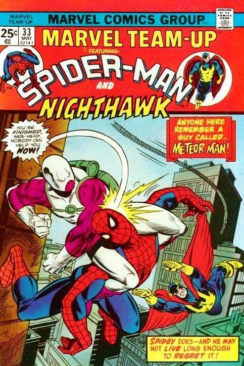 Marvel Team-Up #33
