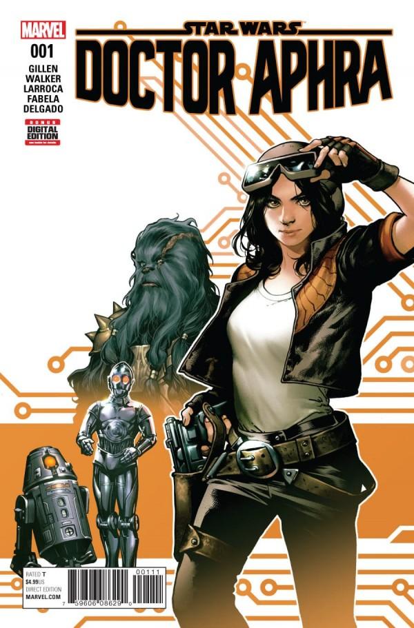 Star Wars: Doctor Aphra #1
