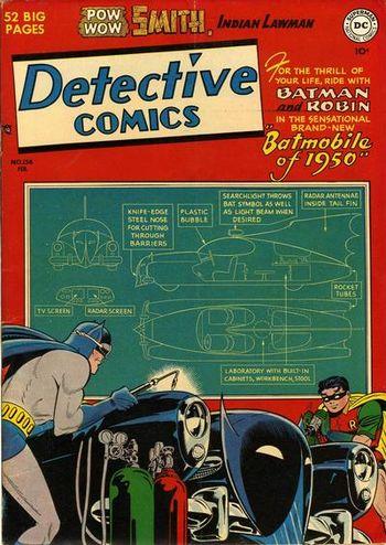 Detective Comics #156