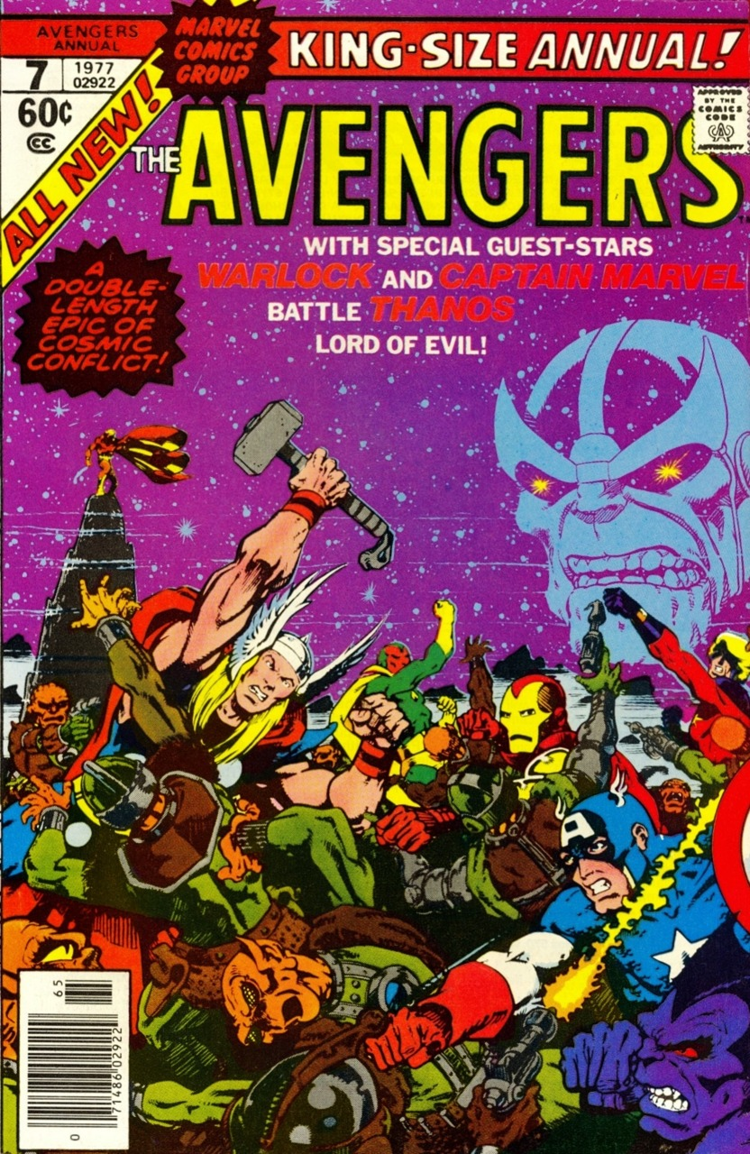 The Avengers Annual #7