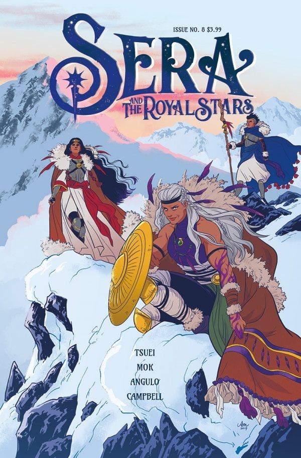 Sera and the Royal Stars #8